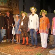 Apokalyptical bei der Orgelwoche 2012
