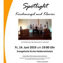 Plakat Spotlight