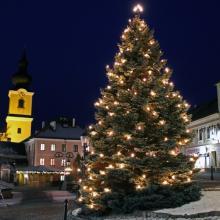 Stadtplatz Heidenreichstein Weihnachten